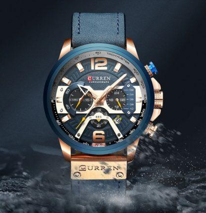 Мужские часы Curren (blue)