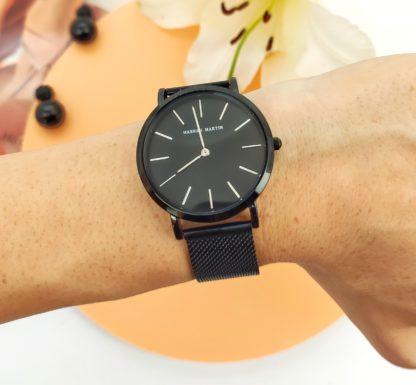 Часы Hannah Martin (black)